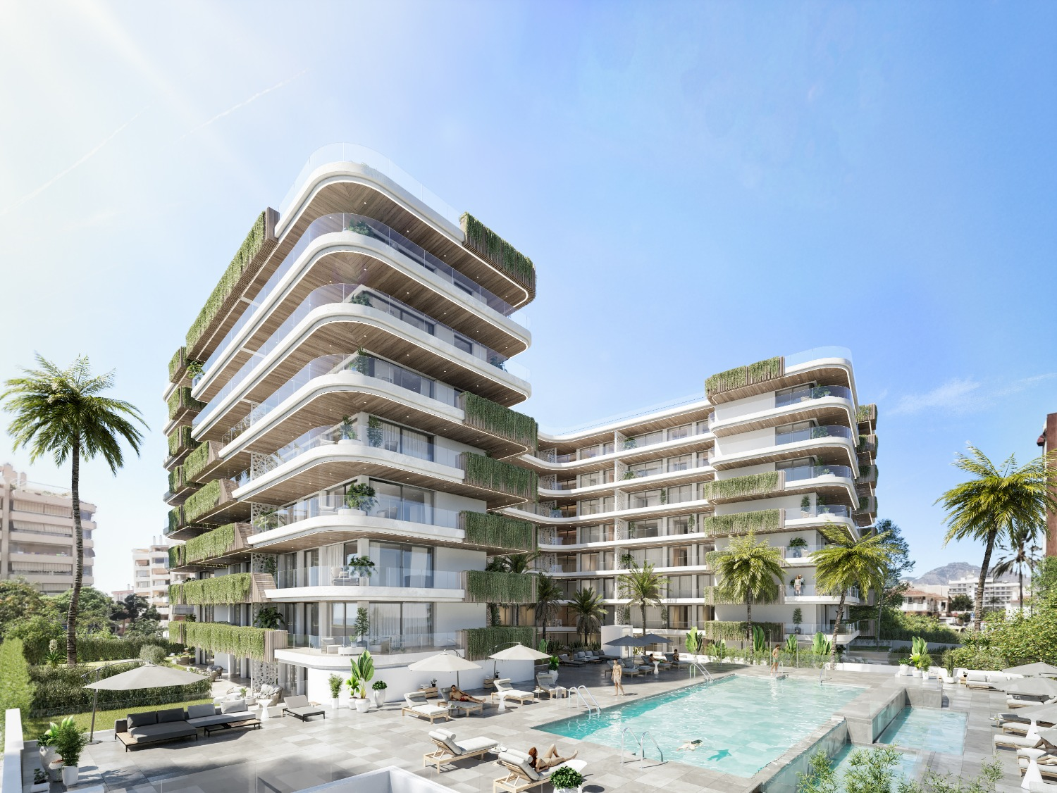 Flat for sale in Centro Ciudad (Fuengirola)